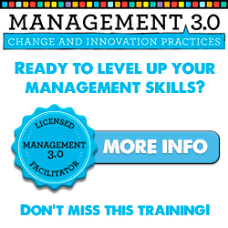 Management 3.0 Training soon!